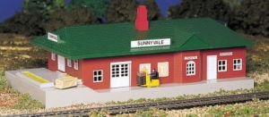 Bachmann Trains Lighted Passenger Station