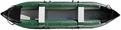 FK396 Saturn Fishing Inflatable Kayaks 13' from HoverSeat LLC