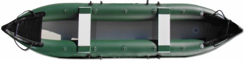 13′ Pro-Angler Fishing Inflatable Kayaks FK396. Great Inflatable Rubber