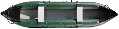 13' Pro-Angler Fishing Inflatable Kayaks FK396. Great Inflatable Rubber Kayak for Fishing and (Pro Fishing Kayak)