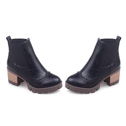 Femme Noir Abl10994 Compensées Balamasa Sandales qvtxU