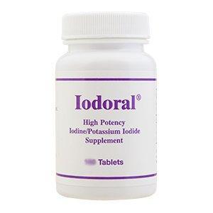 Iodoral 90 tabs 2 bottles