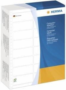HERMA Computeretiketten endlos 101,6x35,7mm 2-bahnig VE=8000 St/ück