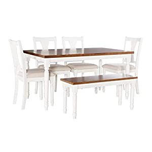 31NYyi-wxUL._SS300_ Coastal Dining Room Furniture & Beach Dining Furniture