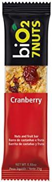 7Nuts Cranberry Bio2 25g