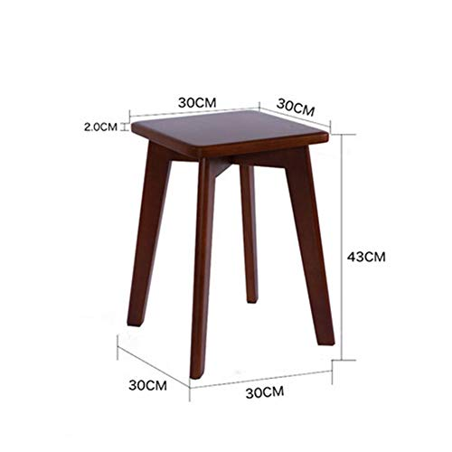 Stupendous Amazon Com B Ydcm Wooden Bench Solid Wood Stool Makeup Gmtry Best Dining Table And Chair Ideas Images Gmtryco