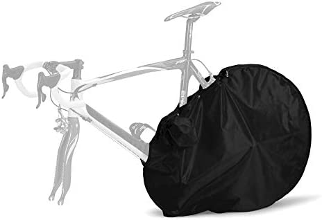SciCon Protection for Road Bike Travel Bicycle GEAR DRIVETRAIN PROTECTIVE COVER