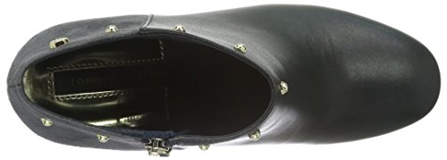 Tommy Hilfiger Damen D1285enise 8c Schlupfstiefel Blau (MIDNIGHT 403)