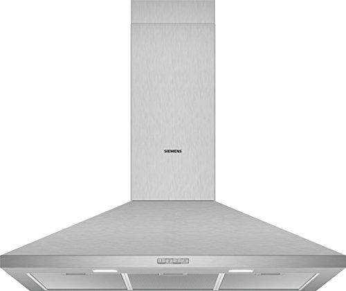 Siemens LC94PBC50 Dunstabzugshaube/Wandhaube / 90 cm/Metall-Fettfilter/Lü fterleistung / Edelstahl
