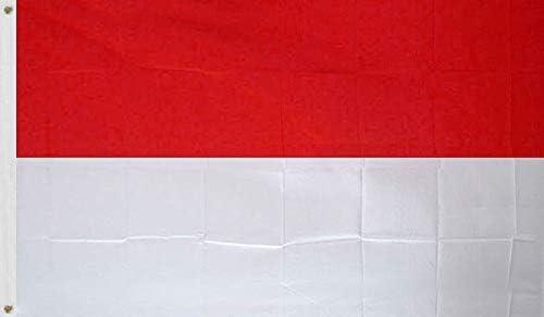 [ FLAG ] MONACO モナコ 国旗 フラッグ 90cm×150cm