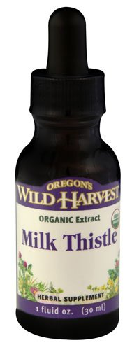 Oregon's Wild Harvest Milk Thistle -- 1 fl oz - (1 Oz Oregons Wild Harvest)