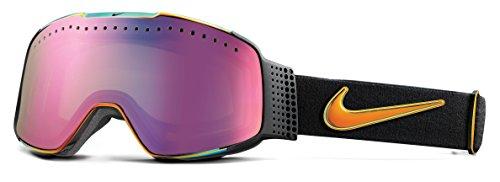 Nike Fade Ski Goggles, Purple Ion, Iridescent Black