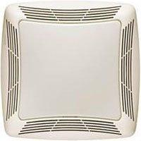 Nutone 763 50 CFM Fan/Light with Transparent Polymeric Lens