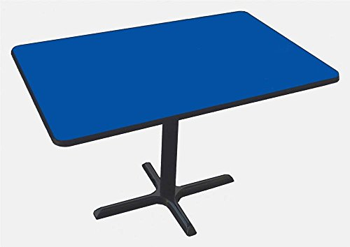 Rectangular Table Top Base Only (Correll BCT3048-07 -30