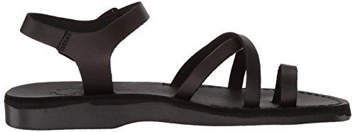 Sandales Jérusalem Femmes Sandales Ava Noir