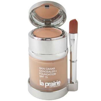 La Prairie Other - 1 oz Skin Caviar Concealer Foundation SPF 15 - # Gold Beige for Women