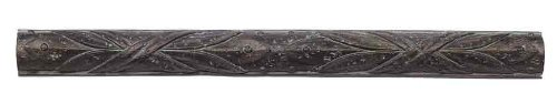 Medallion Court Ceiling (ICJ 99119 1-Inch by 12-Inch Bronze Resin Accent)