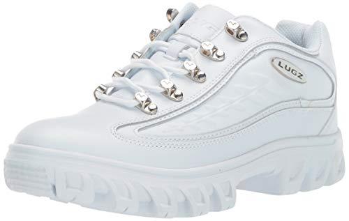 Lugz Men's Dot.Com 2.0 Sneaker White 10.5 D US