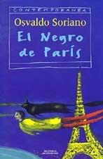 El negro de París par Soriano
