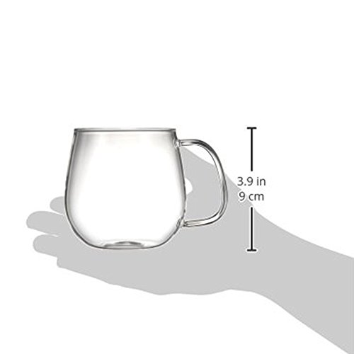 Unitea Glass Medium Cup by Kinto (Image #9)