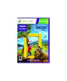 Microsoft NAT GEO TV FOR KINECT
