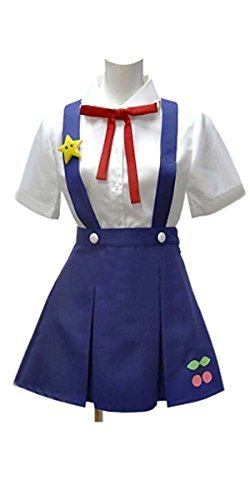 Cosplay Costume Bakemonogatari (CosEnter Anime Bakemonogatari Hachikuji Mayoi Cosplay)