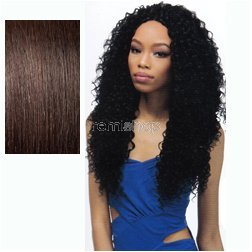 Outre Synthetic Hair Weave Batik Duo Dominican Curly 5pcs 2
