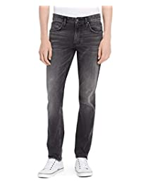 Calvin Klein Mens Sculpted Slim Fit Jeans Jeans