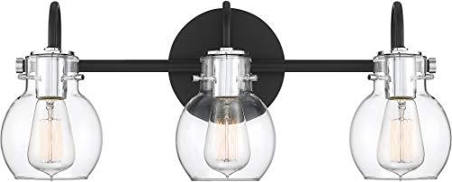 Quoizel UST1505WT Union Station Industrial Vintage Mini Pendant Lighting, 1-Light, 100 Watts, Western Bronze (8