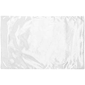 Amazon Com Betty Dain Satin Pillowcase King Size White