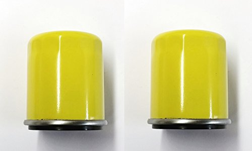 - 2 Pack, Oil Filters Replaces Briggs & Stratton 795990, 792615B, 792615: John Deere MIA11787 (Small 2
