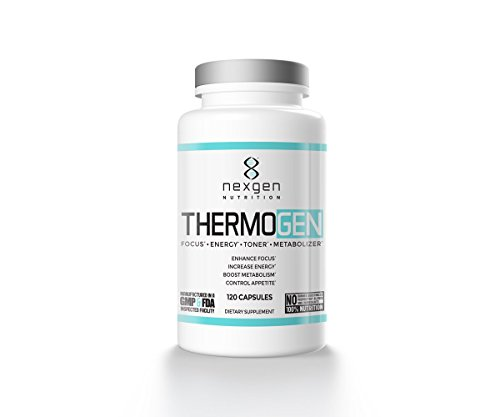 Thermogen Fat Burner - Muscle Toner - Advanced Weight Loss