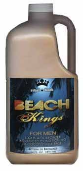 Beach Kings 64 Oz Tanning Lotion for Men by TAN