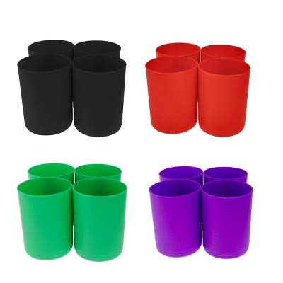 16ct Storage Cups - Bullseye's Playground153; Multicolor by bullseye's playground