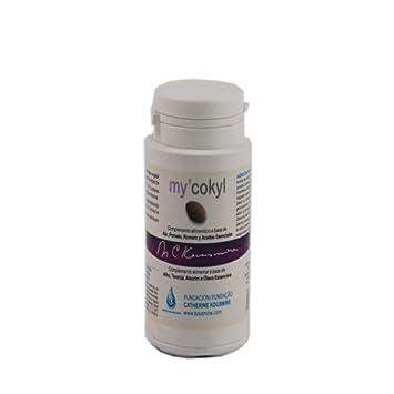 Nutergia Mycokyl Flora Complemento Alimenticio - 90 Tabletas: Amazon.es: Salud y cuidado personal