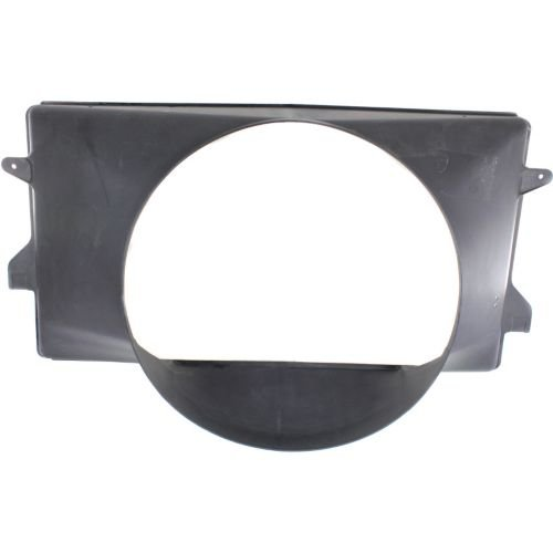 Cooling Fan 6 Radiator Cyl (Make Auto Parts Manufacturing - F-150/F-250 97-98 RADIATOR FAN SHROUD, 6 Cyl. Eng. - FO3110109)