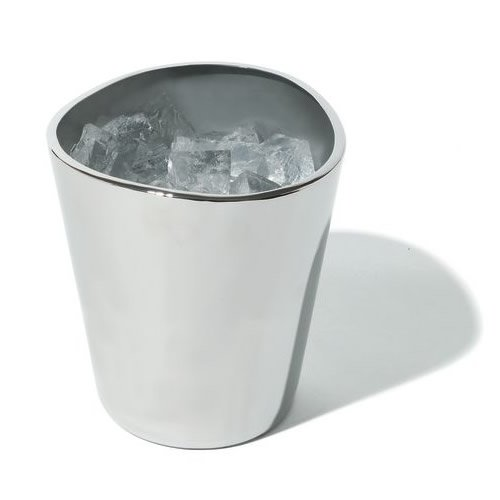 Alessi 5-3/4-Inch Ice Bucket by Alessi