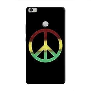 Cover It Up - RYG Peace Mi Max Hard Case