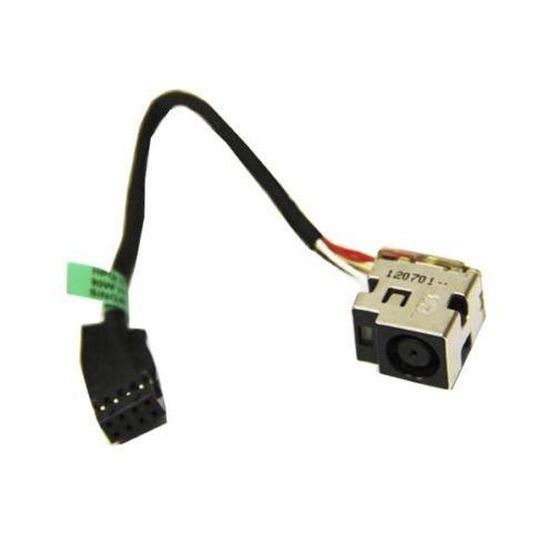 DBParts DC Power Jack Harness Cable For HP 2000 2000-102TU 2000-103TU 2000-2C29NR 2000-2D22DX 2000-101XX 2000-104CA 2000-120CA 2000-129CA 2000-130CA 2000-140CA 2000-150CA