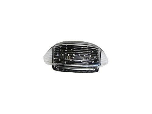 LED Klarglasr/ücklicht HONDA mit E-Pr/üfzeichen