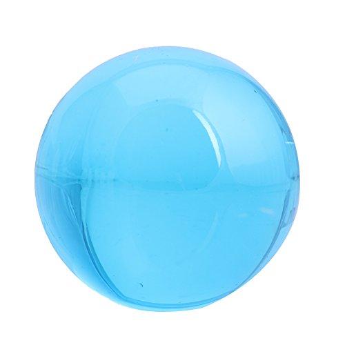 Kocome 30mm Quartz Sea Blue Magic Crystal Healing Ball Sphere Desktop Decor Decoration