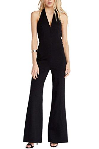 Womens Fashion Halter Piece Jumpsuit product image