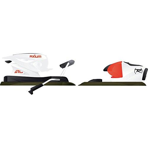 Rossignol Axium JR Pro 70 Ski Bindings Junior White/Red 73 by Rossignol