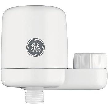 Ge Gxsm01hww Shower Filter System Faucet Mount Water