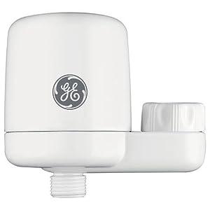 ge gxsm01hww shower filter system faucet mount water filters. Black Bedroom Furniture Sets. Home Design Ideas