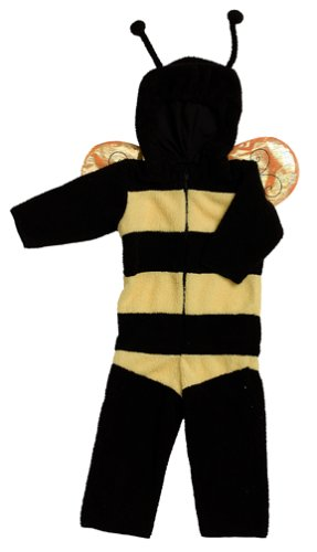 Buzzy (Bumble Bee Halloween Costume Toddler)
