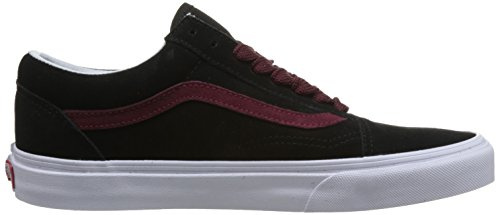 Lace Oversized – Old Nero Adulto Vans Unisex Skool Sneaker 81wCqP