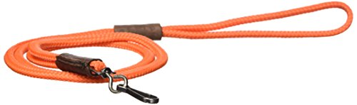 Mendota Pet Single Lanyard Whistle, 1/8 by 25-Inch, Orange -