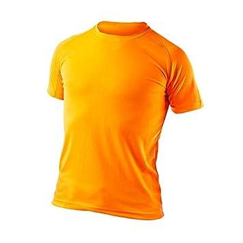 Valento Tecnica, Camiseta, Naranja Fluor, Talla S: Amazon.es: Deportes y aire libre
