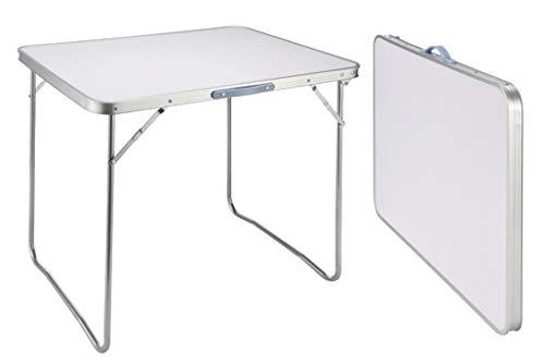 Amazonde Campingtisch Bistro Tisch Klappbar 60x80x68 Tragegriff